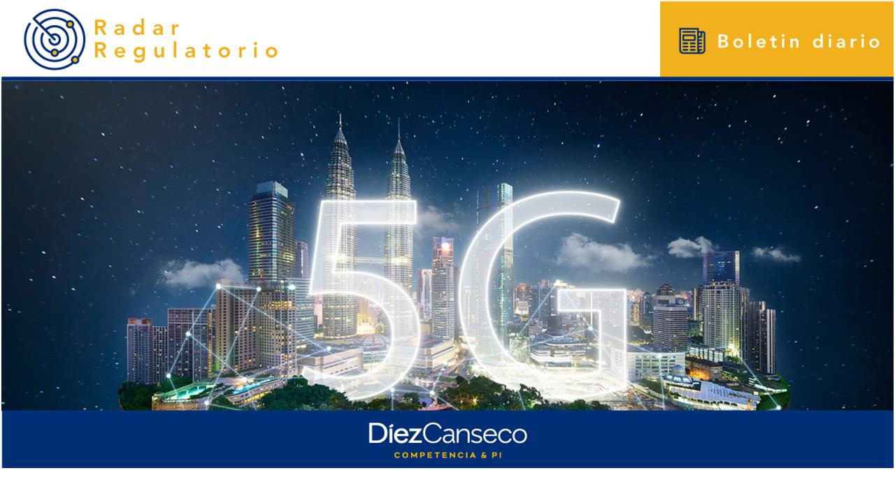 MTC autoriza el despliegue de la tecnología 5G
